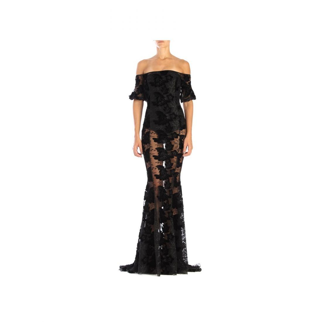 16f69ff588dd BABYLON luxusné dlhé šaty