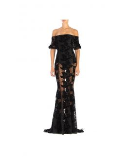258163522642 Zľava BABYLON luxusné dlhé šaty