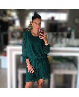 d306d501b268 Zľava BABYLON šaty zelené